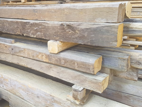 Alte Holzbalken kaufen