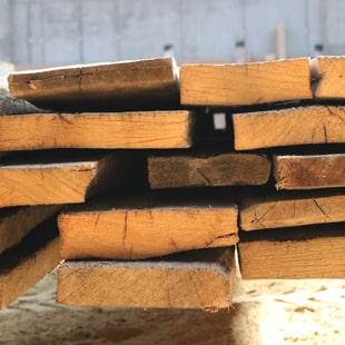 Blockwand Altholz kaufen