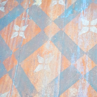 Dielenboden Muster